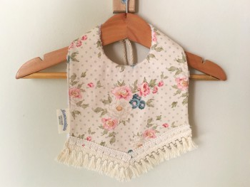 Boho bib Antique