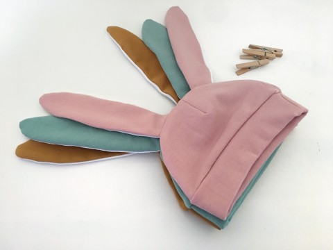 Gorro Hivern Little Rabbit Mint