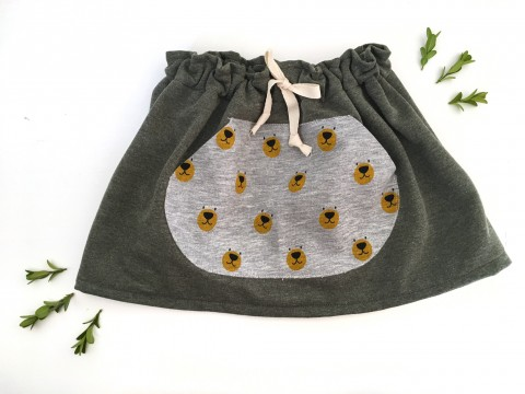 Sweatshirt SKIRT Bear