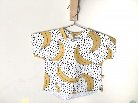 t-shirt banana split