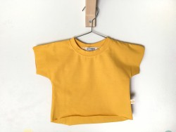 t-shirt sunset yellow