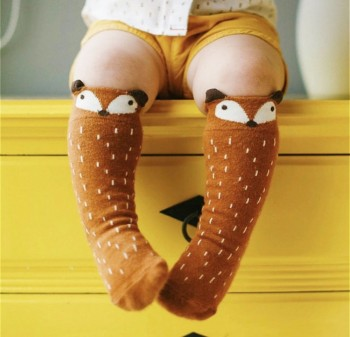 Calcetines Brown Foxies