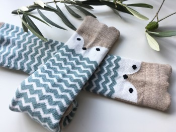 Calcetines Mint Foxies