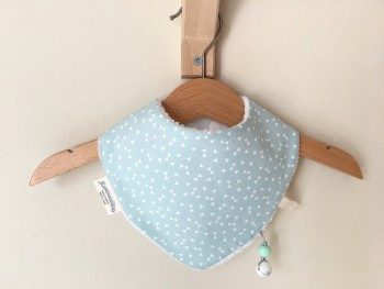 Bandana Mint bows